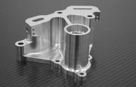 CNC Milled Part by Richard Childress Racing