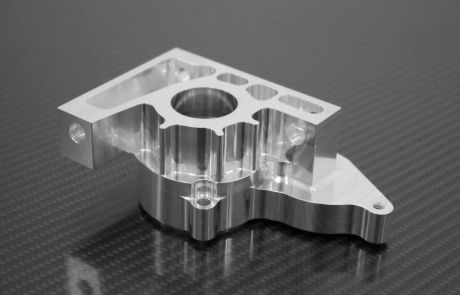 Example of CNC Milled Part by Richard Childress Racing