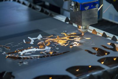 Laser Cutting of Sheet Metal