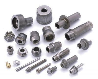 Examples of Cold Forged Metal Parts
